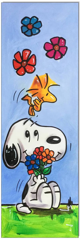 Snoopy & Woodstock SPRING