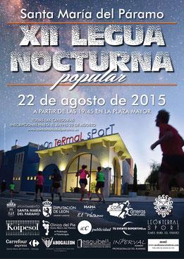 Legua Nocturna Santa María