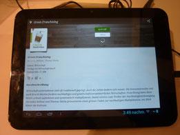 Green Franchising auch als eBook erhältlich