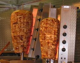 Gewürze für Gyros, Döner Kebab