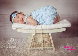 Baby Mädchen Newborn Träger Body/Romper mit großer Schleife für Neugeborene & Baby, sehr elastisch viele Rüschen machen das Fotoshooting oder Fest einmalig, Neugeborenen Baby Set Outfit , Rüschenbody,Spitzenbody Ruffle Lace Outfit Fotoshooting Fotografie