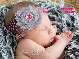 Neugeborenen Haarband, Mohair Haarband, Blumenband, Vintage Haarband, Baby Haarband, Häkelhaarband, Häkelband, Federband, Kopfschmuck Baby Neugeborene Mama