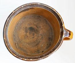 verformte Keramik , Brandfehler