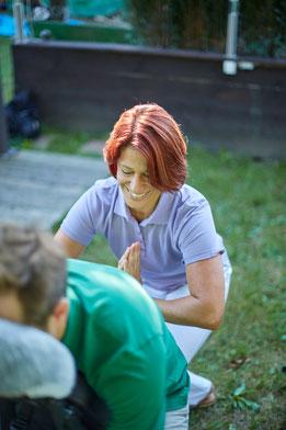 Chair Massage - kurze, gezielte und vitalisierende Auszeit