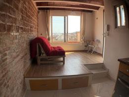 Rehabilitación, Diseño, interiorismo, arquitectura, obra, ludovica rossi, Barcelona, patrimonio, edificio catalogado, Salou, licencia, permisos, minipiso, vivienda