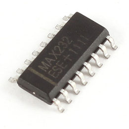 MAX232 smd guatemala, electronica, electronico, max232, soic