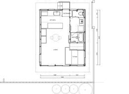 11坪の平屋平面図