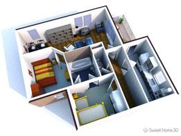 3 D Planer, kostenlos, Farben, Malereibetrieb Norbert Leiß