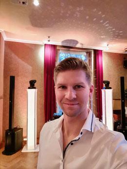 DJ Marcus Gaitzsch aus Leipzig: haltet zusammen!