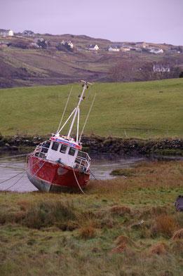 アイルランド 漁村
