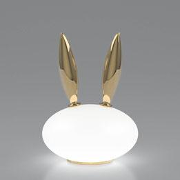 lampe lapin eclat reims moooi