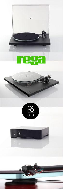 Rega Planar 6 Plattenspieler