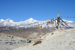 Trek haut mustang - trekking dolpo - upper mustang trek