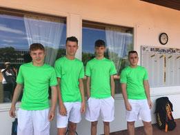 U18 m gewinnt 6:0 gegen Weinheim 02