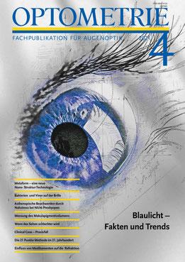 Fachzeitschrift Optometrie für Augenoptiker