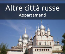 Appartamenti in altre città russe
