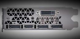 GTX 980 = 3 DP+HDMI+DVI