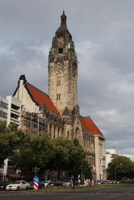 Rathaus Charlottenburg Symbol für Selbstbewusstes BürgertumFoto: Helga Karl