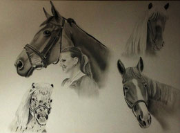 Kunst-meiner-Seele Collage zeichnen lassen