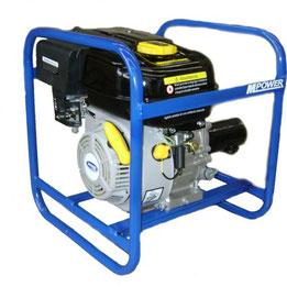 Vibrador a gasolina con motor mpower