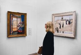 Expositions temporaires Paris