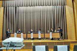 1月19日開催 新春講演会の様子