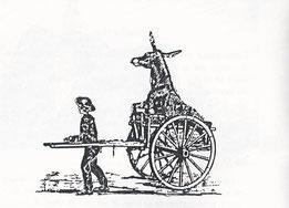 Le marchand de harengs frais