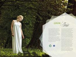 Brautkleider aus Bio Baumwolle aus Hannover