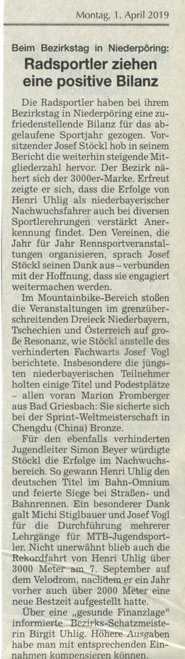 Quelle: Landshuter Zeitung 01.04.2019