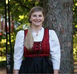 Lisa-Maria Haller, Marketenderin