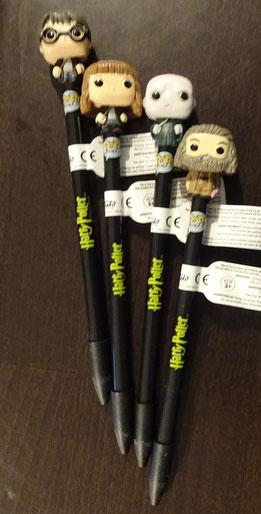 1 von 4 verschiedenen Funko POP!-Stiften (Harry, Hermione, Hagrid oder Voldemort) 8,50 €