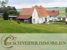 Haus mit großem Garten in Naumburg