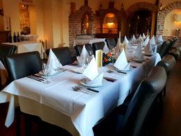 Saal Restaurant La Grappa Detmold