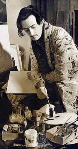 salvador-dali-portrait-atelier