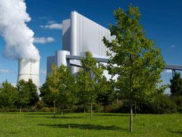 Kraftwerke: Shutdowns, Service und Wartung von Turbinen.