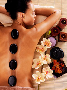 Kosmetikstudio Stuttgart Mitte West Hot-Stone Massage Wellnessmassagen Wellness Massagen