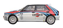 vettura da rally lancia delta evoluzione 92 martini racing grafica completa realizzata da pubblimais torino