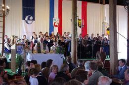 13.6.2010: Sängerfest St. Georgen, 125-J.-Feier