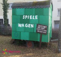 Spielplatz an der Stadtmauer Darmstadt