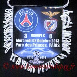 Fanion PSG-Benfica 2013-14