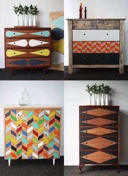 5 idées pour transformer un meuble imposant, idée déco, transformer un vieux meuble