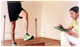 Analyse Bewegungsfähigkeit