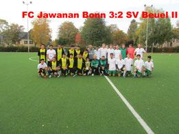 FC Jawanan Bonn 3:2 SV Beuel 06    03.05.2017