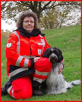 Der Schapendoes als Rettungshund