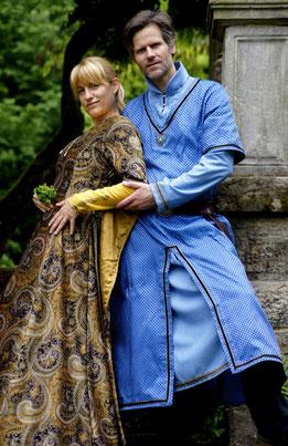Mittelaltergewand, Mittelalterkleid