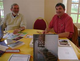 Torigni 2008 avec Charly Guimard