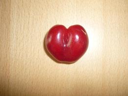Manche Früchte spiegeln unsere Liebe zu den Dirndln wider.