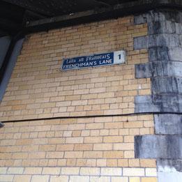 Frenchman's Lane