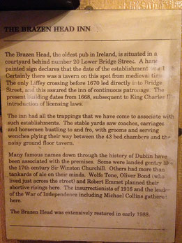 history of the pub