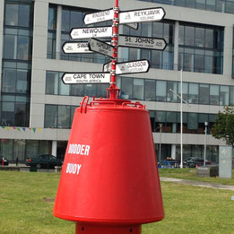 Buoy sign